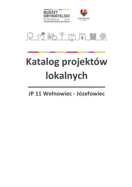 Katalog projektów lokalnych