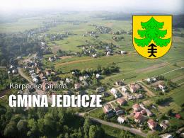 Gmina Jedlicze