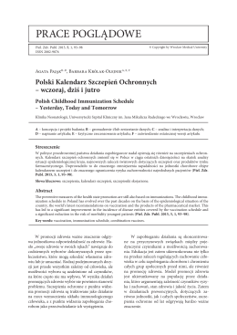 pełna wersja - pdf - Pielęgniarstwo i Zdrowie Publiczne