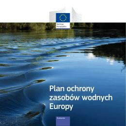 Plan ochrony zasobów wodnych Europy