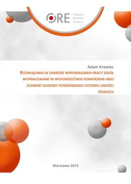 Adam Krawiec - Doskonaleniewsieci.pl