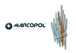 Prezentacja firmy - Marcopol Sp. z o.o.