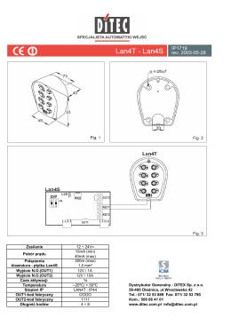 LAN4 - Ditex sp. z oo