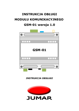 GSM-01 - Jumar, Jerzy Podhajski