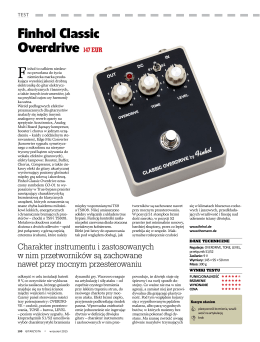 Finhol Classic Overdrive 147 EUR