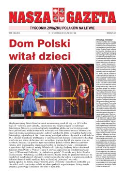 NG23 - Związek Polaków na Litwie