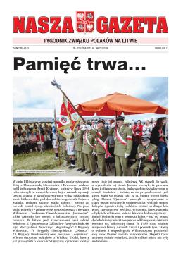 NG28 - Związek Polaków na Litwie