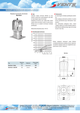 Nasady kominowe 2015 Plik PDF
