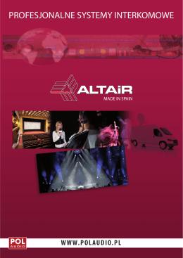 Interkom ALTAIR - Pol