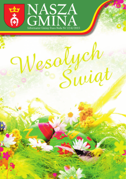Nasza Gmina - nr 1(14)