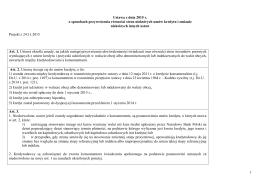 Koncepcja ustawy wersja 24.11.2015