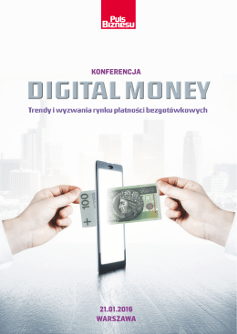 DIGITAL MONEY - Puls Biznesu