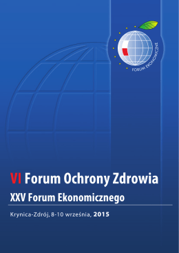 Untitled - Forum Ekonomiczne