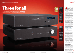 IN-DEPTH Roksan`s K series has just been refreshed. David Price