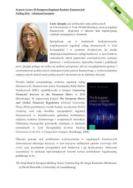 prof. Lucia Quaglia