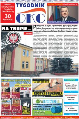 13_2015 - Tygodnik OKO