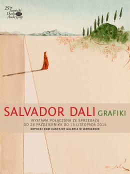 SALVADOR DALI - Sopocki Dom Aukcyjny