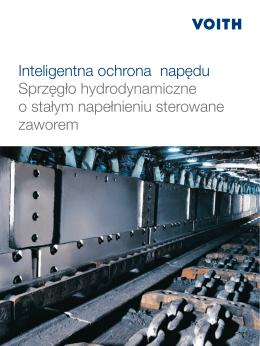 Inteligentna ochrona napędu Sprzęgło hydrodynamiczne o