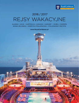 REJSY WAKACYJNE - Royal Caribbean