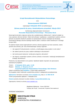 Agenda (plik PDF)