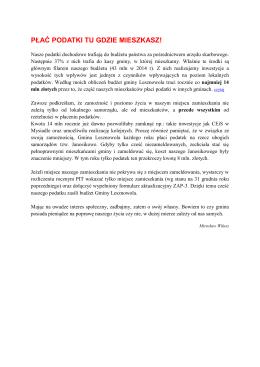 Czytaj całość - mirekwilusz.pl