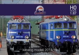 katalog modeli 2014/15