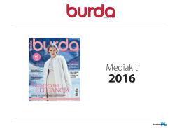2016 - Burda International Polska