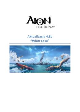 "Aktualizacja 4.8v ""Wiatr Losu"""