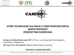Które technologie dla walki z cyber-przestępczością warto