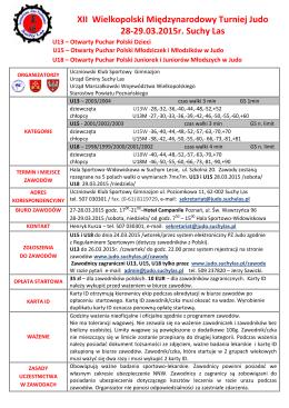 XII WMTJ - judocup.com
