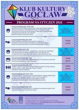 KKG 2016 styczen plakat.cdr