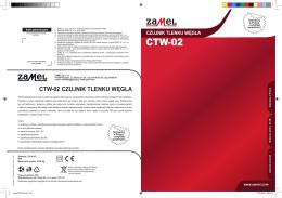 ctw-02 czujnik tlenku węgla