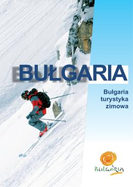 Bułgaria turystyka zimowa