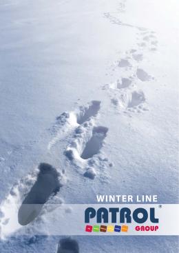 WINTER LINE
