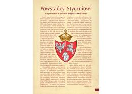 Powstańcy Styczniowi w rysunkach Kajetana Saryusza