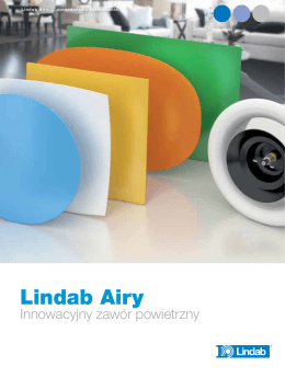 Lindab Airy