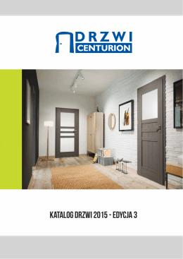 katalog drzwi 2015 - edycja 3