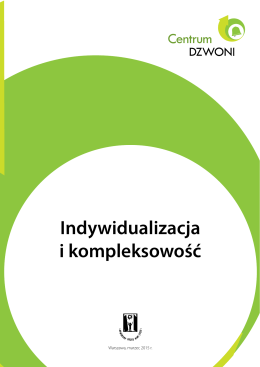 Raport podsumowujący działalność Centrum DZWONI w II okresie
