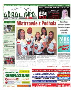 Nr 59/2015 - Goral.info.pl