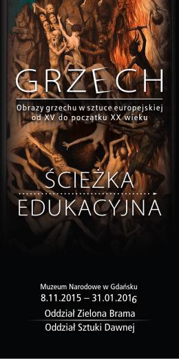 Trasa zwiedzania - Muzeum Narodowe w Gdańsku