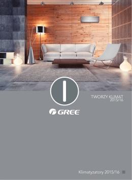 Katalog Gree 2015
