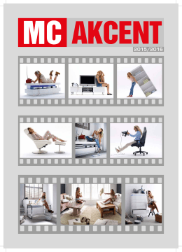 MC AKCENT katalog główny 2015-2016