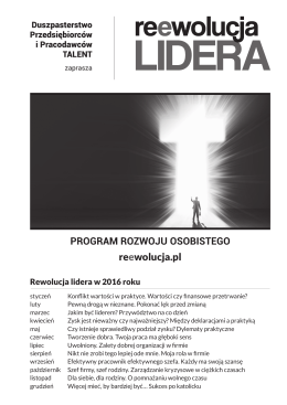 PDF do pobrania - Reewolucja lidera
