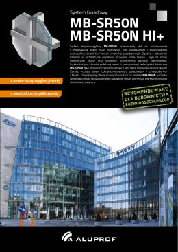 MB-SR50N MB
