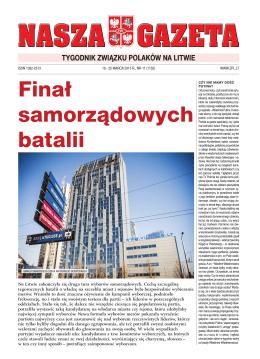 NG11 - Związek Polaków na Litwie