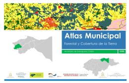 0208 Sonaguera, Atlas Forestal Municipal