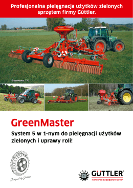 GreenMaster 600 Alpin