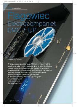 EMC 1UP /HiFi i Muzyka - Hi