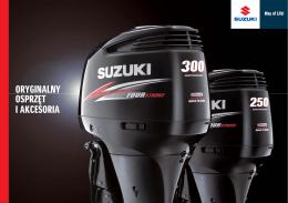 Akcesoria - Suzuki Marine