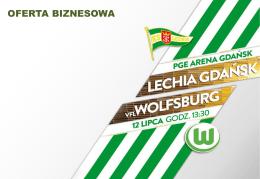 Oferta VIP - Stadion Energa Gdańsk